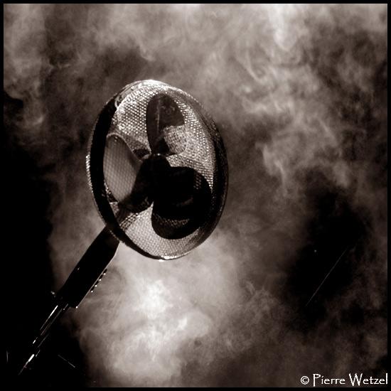 Le ventilateur - objet