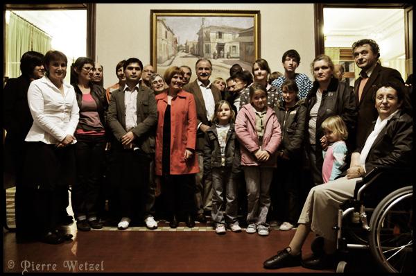 Parainage républicain pour la famille Terzija