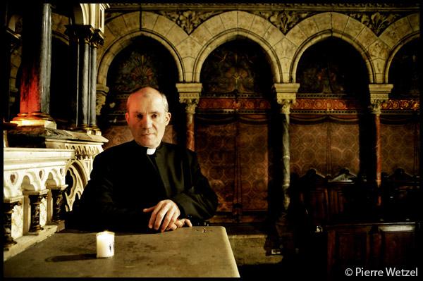 Prêtre Benoît Domergue, diocèse de Bordeaux
