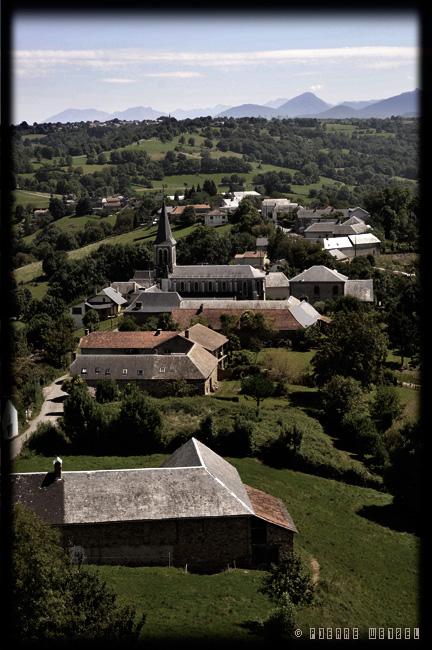 Le village de Mauvezin