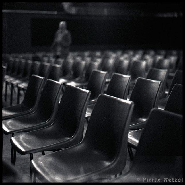 Les chaises musicales - Salle du Krakatoa