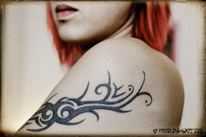Tattoo Session - Delphine