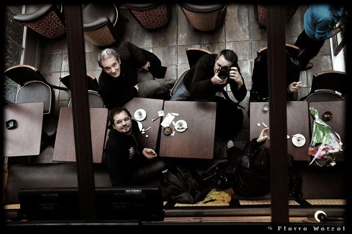 Nox, Jean-Paul, moi et un 10ème café, Bataclan