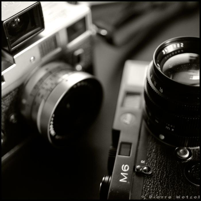 Frères de sang - Leica power