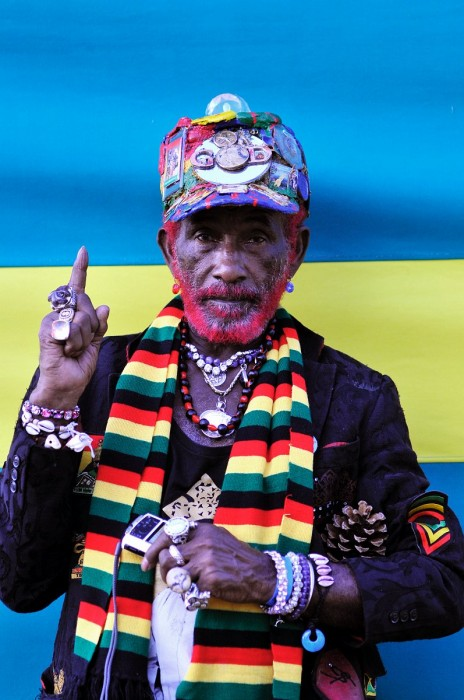Lee Scratch Perry Festival Free Music Montendre © Pierre Wetzel
